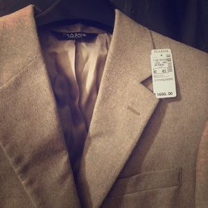 JoS.A.Bank Cashmere Men's Blazer